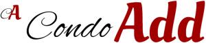 CondoAdd FULL logo